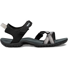 Teva Verra Sandaler Damer, antiguous black multi